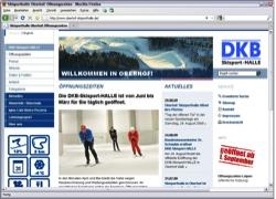 """Website in neuem Fenster öffnen - Loipentunnel wird mit einem """"Tag der offenen  Tür"""" eingeheizt"""