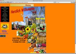 Website in neuem Fenster öffnen - Jeden zweiten Samstag lockt der Markt zum Erlebniseinkauf