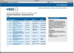 Website in neuem Fenster öffnen - Datenbank kennt Leistungen und Kosten von Pflegediensten und Heimen