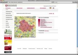 Website in neuem Fenster öffnen - Spitzenrestaurants in Thüringen oder ganz Europa aufspüren