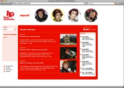 Beschreibung von www.kati-wilhelm.de
