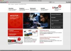 Website in neuem Fenster öffnen - Wenig Überzeugendes zu Bildung, Wirtschaft, Sport und Leben
