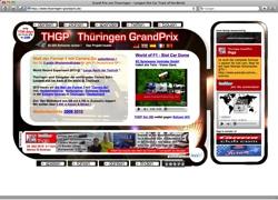 Website in neuem Fenster öffnen - Ilmenauer Rennbahnfans wollen sich ins Guinnessbuch bauen