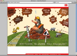 Beschreibung von www.15-jahre-max.de