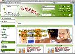 Website in neuem Fenster öffnen - Regionaler Onlineshop für Medizin und Gesundheitsprodukte