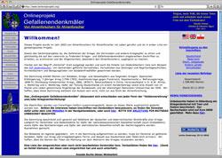 Website in neuem Fenster öffnen - Datenbank mit mehr als 1,3 Millionen Namen von Kriegsopfern