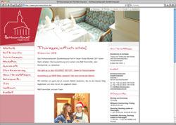 Website in neuem Fenster öffnen - In Sondershausen lockt Thüringens neuestes Sterne-Restaurant