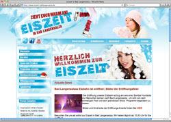 Website in neuem Fenster öffnen - Bad Langensalza feiert auf 300-Quadratmeter-Eislaufbahn