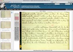 Website in neuem Fenster öffnen - Originale Handschriften hochauflösend und kostenlos entdecken