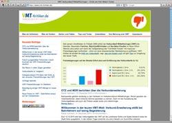 Website in neuem Fenster öffnen - Unzufriedenheit mit Verbundtarif für Bus, Regionalzug und Straßenbahn