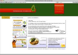Beschreibung von www.thueringer-stuben.de