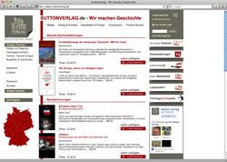 Website in neuem Fenster öffnen - Bücher zur Heimatgeschichte und regionale Krimis sind immer beliebter