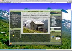 Website in neuem Fenster öffnen - Seit gut 90 Jahren unterhalten Thüringer Bergfreunde eine Alpenhütte