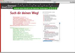 Website in neuem Fenster öffnen - Netzwerk von Optikunternehmen stellt Berufe und Studium vor