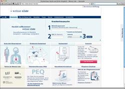 Beschreibung von www.weisse-liste.de