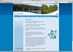 Beschreibung von www.aktion-fluss.de