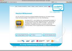 Beschreibung von www.klardigital.de