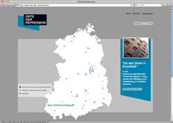 Website in neuem Fenster öffnen - Mahnende Erinnerung an DDR-Haftanstalten und Speziallager