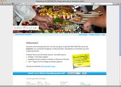 Beschreibung von www.partymat.de