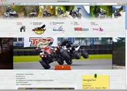 Website in neuem Fenster öffnen - Quads versprechen allein oder in der Gruppe sportliche Abenteuertouren