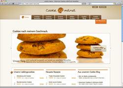 Website in neuem Fenster öffnen - Sömmerdaer backen Kekse nach individueller Zutatenmischung