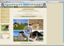 Website in neuem Fenster öffnen - Germanenstamm feiert Pfingsten historisches Familienfest