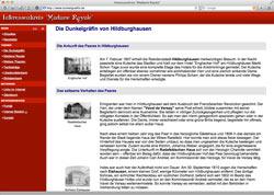 Website in neuem Fenster öffnen - Geheimnisvolle Zugezogene sorgt seit 200 Jahren für Spekulationen