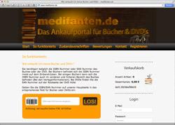 Website in neuem Fenster öffnen - Erfurter Portal kauft Bücher, DVDs und Hörbücher im großen Stil auf