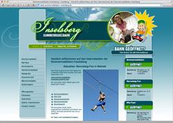 Website in neuem Fenster öffnen - Attraktionen am Seil, auf dem Schlitten und in der Luft