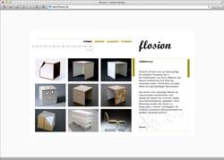 Website in neuem Fenster öffnen - Erfurter Holzwerkstatt fertigt Design-Möbel für Haus und Wohnung