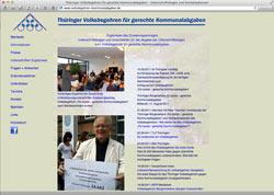 Website in neuem Fenster öffnen - Alle Bürger sollen den Straßenausbau finanzieren
