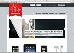 Website in neuem Fenster öffnen - Erfurter versprechen schnelle Notfall-Reparaturen für Apple-Geräte