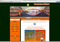 Website in neuem Fenster öffnen - Spielplatzhalle bietet schon den Kleinsten ihre eigene Silvesterparty