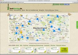 Website in neuem Fenster öffnen - Plattform will Lebensmittel verschenken anstatt sie zu verschwenden