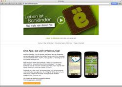 Website in neuem Fenster öffnen - Handy behält die Freizeit im Blick und schlägt passende Aktivitäten vor