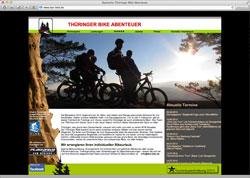 Website in neuem Fenster öffnen - Mountainbike-Touren und Techniktrainings in Thüringen