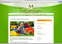 Website in neuem Fenster öffnen - Verein bringt Senioren und junge Familien zusammen