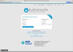 Website in neuem Fenster öffnen - Verbindungen in ganz Europa mit und ohne Umsteigen finden