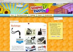 Website in neuem Fenster öffnen - Chats, Star-Steckbriefe und Making-Of zur Kinderkanal-Serie