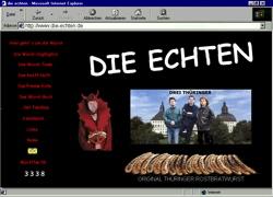 Beschreibung von www.die-echten.de
