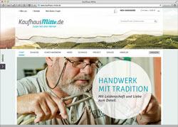 Website in neuem Fenster öffnen - Wein, Schmuck, Porzellan und Mode aus Thüringen bequem bestellen