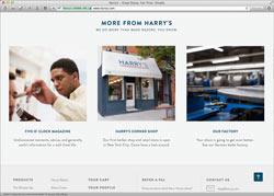 Website in neuem Fenster öffnen - Nassrasierer-Shop gibt 100 Millionen Dollar für Made in Germany aus