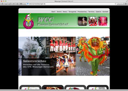 Websiteporträt lesen