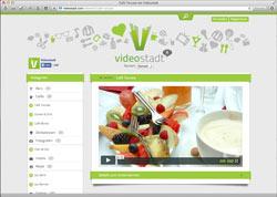 Website in neuem Fenster öffnen - Junges Unternehmen bietet Branchenverzeichnis mit Bild und Ton