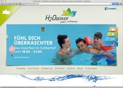 Website in neuem Fenster öffnen - Umgebautes und erneuertes Wellnessbad will die ganze Familie begeistern