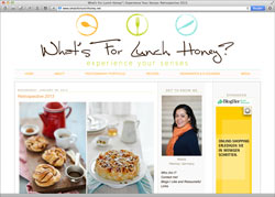 Website in neuem Fenster öffnen - Foodbloggerin aus Weimar begeistert Fans in aller Welt