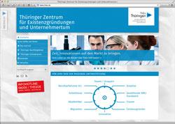 Website in neuem Fenster öffnen - Gründer-Beratung und Finanzierung für verschiedene Zielgruppen finden