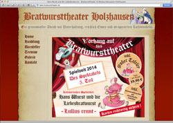 Website in neuem Fenster öffnen - Ein heiteres Verwirrspiel dreht sich um Thüringer Wurst und Liebe