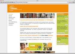 Website in neuem Fenster öffnen - Läden in Thüringen informieren über Aktionen und faire Standards