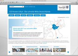 Beschreibung von www.ice-knoten.de